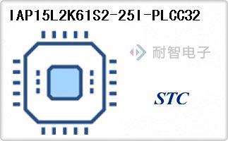 IAP15L2K61S2-25I-PLCC32