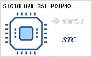 STC10L02X-35I-PDIP40