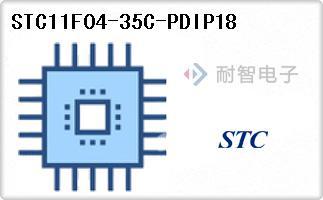 STC11F04-35C-PDIP18