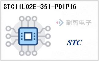 STC11L02E-35I-PDIP16