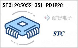 STC12C5052-35I-PDIP28