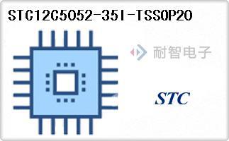 STC12C5052-35I-TSSOP20