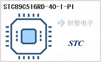 STC89C516RD-40-I-PI