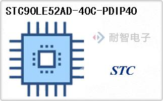 STC90LE52AD-40C-PDIP40