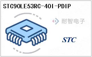 STC90LE53RC-40I-PDIP