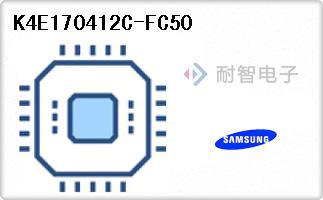 K4E170412C-FC50