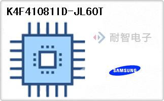 Samsung公司的DRAM存储器IC-K4F41081ID-JL60T