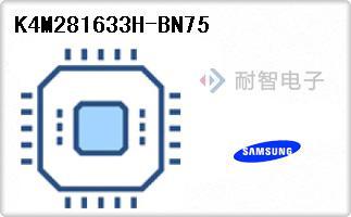 K4M281633H-BN75