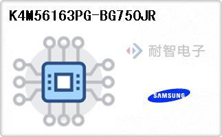 K4M56163PG-BG750JR