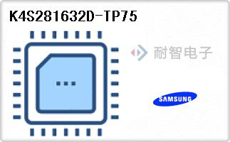 K4S281632D-TP75