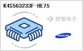 K4S563233F-HE75
