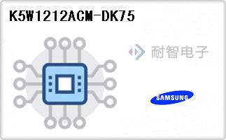 K5W1212ACM-DK75
