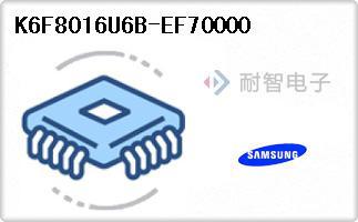 K6F8016U6B-EF70000