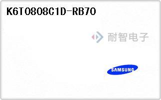K6T0808C1D-RB70