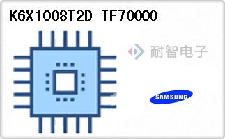 K6X1008T2D-TF70000