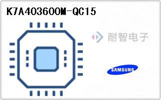 K7A403600M-QC15