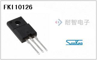 Sanken公司的单端场效应管-FKI10126