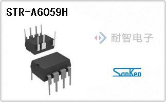 Sanken公司的AC-DC转换器,离线开关芯片-STR-A6059H
