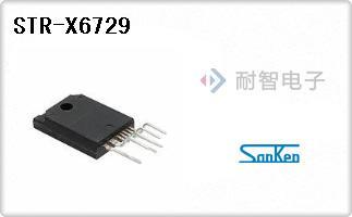 STR-X6729