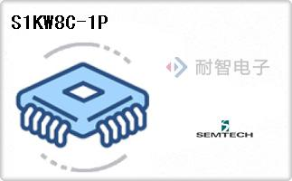 Semtech公司的二极管,整流器 - 模块-S1KW8C-1P