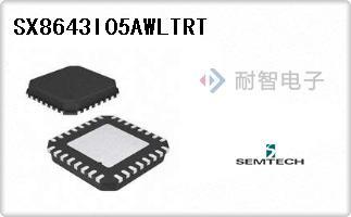 Semtech公司的电容式触摸传感器,接近传感器 IC-SX8643I05AWLTRT