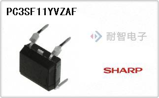 Sharp公司的三端双向可控硅,SCR输出光隔离器-PC3SF11YVZAF