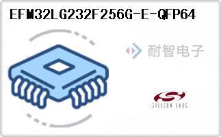 EFM32LG232F256G-E-QFP64