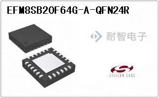 EFM8SB20F64G-A-QFN24R