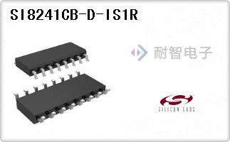 SiliconLabs公司的音频处理芯片-SI8241CB-D-IS1R