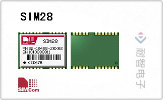 Simcom公司的MTK GPS -SIM28