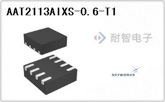 Skyworks公司的DCDC开关稳压器-AAT2113AIXS-0.6-T1