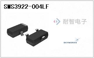 Skyworks公司的RF二极管-SMS3922-004LF