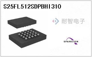 S25FL512SDPBHI310