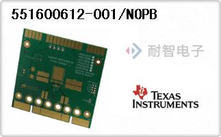 551600612-001/NOPB