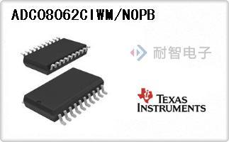 ADC08062CIWM/NOPB