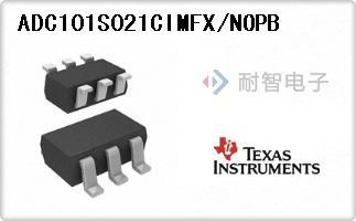 ADC101S021CIMFX/NOPB