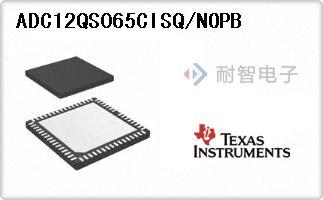 ADC12QS065CISQ/NOPB