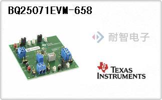 BQ25071EVM-658