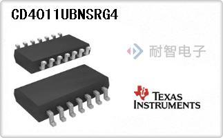TI公司的栅极和逆变器芯片-CD4011UBNSRG4