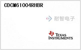 CDCM61004RHBR