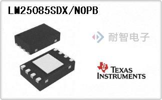 LM25085SDX/NOPB