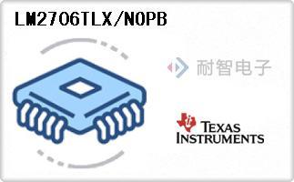 LM2706TLX/NOPB