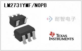 LM2731YMF/NOPB