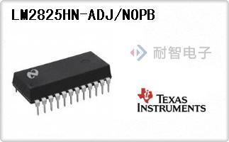 LM2825HN-ADJ/NOPB