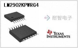 TI公司的运算放大器,缓冲放大器芯片-LM2902KPWRG4