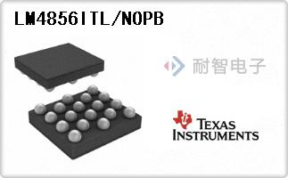 LM4856ITL/NOPB