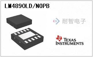 LM4890LD/NOPB