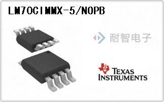 LM70CIMMX-5/NOPB