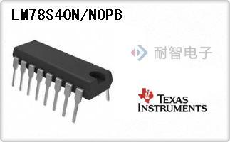 LM78S40N/NOPB