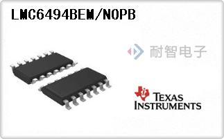 LMC6494BEM/NOPB